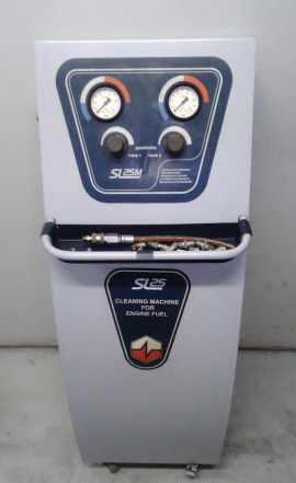 Стенд для промывки топливных систем SL-025М