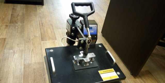 Термопресс комбинированный grafalex 6 В 1