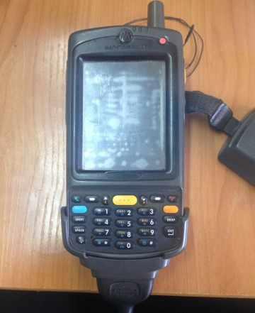 Терминал сбора данных Motorola MC75A6
