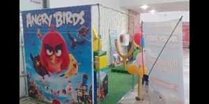Аттракцион Angry Birds