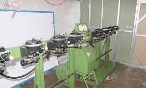 агрегат гидроисп. и дегаз. баллонов агдб-2