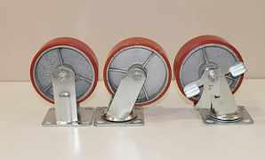 Большегрузные колеса для тележек
