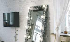 Зеркало визажиста/Гримерное зеркало New York