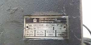 Вихревая воздуходувка 2,2 кВт 1,5 кВт
