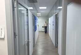 Офисные перегородки на 300 кв.м