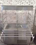 Прилавок-витрина холодильная Abat пвв(Н) -70Т-С бу