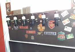 Пивное оборудование 10 сортов + барстойка и полки
