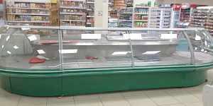 Холодильная витрина горка