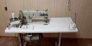 Профессиональная швейная машинка