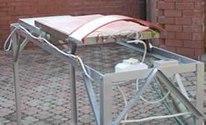 Печь для тонкого лаваша (для шаурмы)