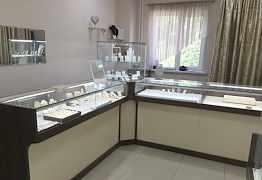 Витрины ювелирный магазин