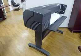 Широкоформатный плоттер HP designjet 800