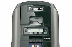 Принтер Datacard CD800