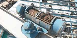 Тельфер электр. для кран-балки + двутавровая балка