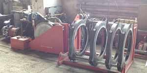 Аппарат сварки пэ труб D 800 Б/У с генератором