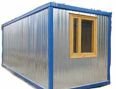 Блок-контейнер двп