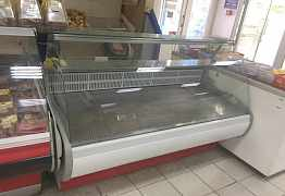 Холодильная витрина 180см