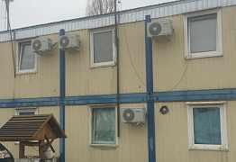 Модульное здание, общежитие