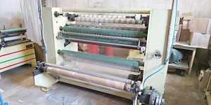 Оборудование по производству скотча