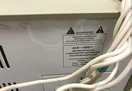Автоматический стабилизатор напряжения асн-12000/1
