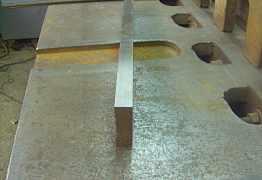 Нд3318г - Ножницы гильотинные