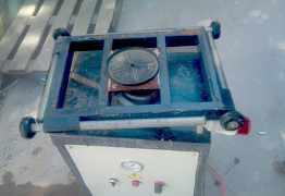 Однокомпонентный экструдер длястеклопакетов