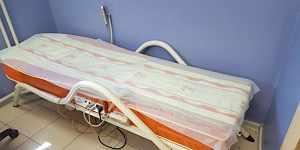 Массажная кровать нефритовая