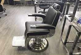 Барберское, парикмахерское кресло для барберов