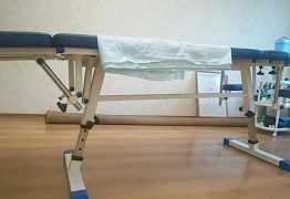 Массажный стол (стационарный)