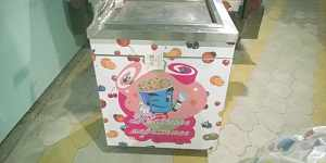 Фризер для жареного мороженого GF50C
