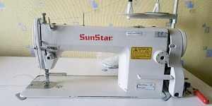 Промышленная швейная машика SunStar