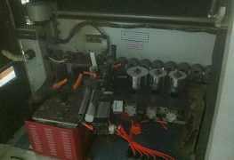 Кромкооблицовочная линия автомат Мира6 2013г