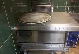 Пицца-печь, тестомес