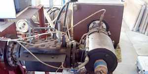 Линия для производства пэт труб