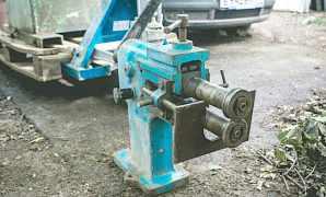 Оборудование для изготовления вентиляционных труб