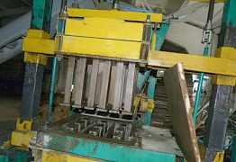 Станок для производства керамзитоблоков