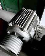 Электродвигатели асинхронные, производства СССР