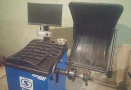 Шиномонтажное оборудование новое