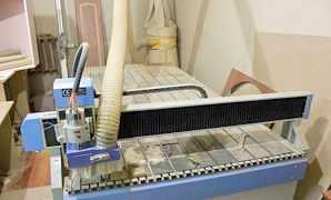 Stocnc 1224 3D фрезерно - гравировальный станок