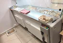 Витрина холодильная Гольф Стрим Двина 180 см