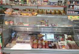 торговый павильон и холодильники