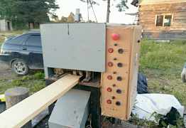 Четырех сторонний деревообрабатывающий станок 15 к