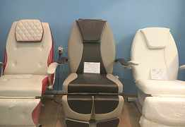 Педикюрное кресло и косметологическое кресло