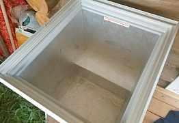 Морозильный ларь 120 литров gram италия