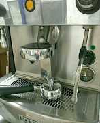 Профессиональная кофемашина Iberital бу