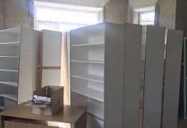 Шкафы пристенные