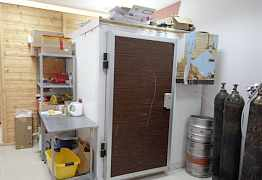 Холодильная камера с моноблоком