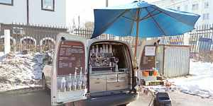 Мобильная кофейня Кофемобиль