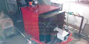 Котел на отработанном масле Oiltherm 100кВт
