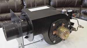 Горелка на отработанном масле Россия 10-1000 кВт